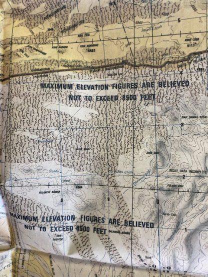 US Army Evasion Charts