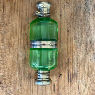 Sampson Mordan double scent bottle