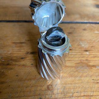 Sampson Mordan silver scent bottle