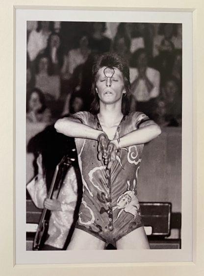 David Bowie in concert