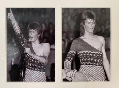 Bowie in concert