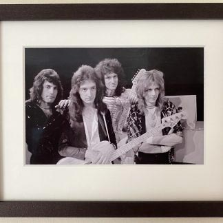 Queen appearance on TopPop on Dutch TV
