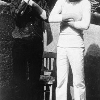 Paul Humberstone & Freddie Mercury