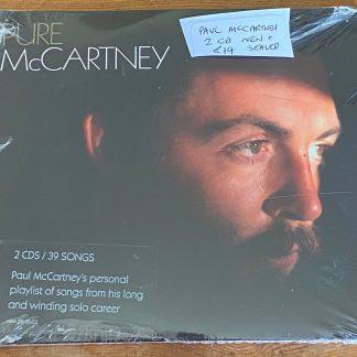 Paul McCartney double CD NEW !