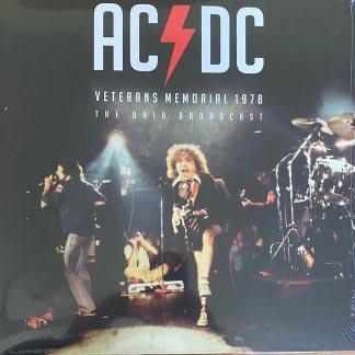 AC/DC VINYL LP