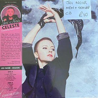 Joi Noir Celeste CD