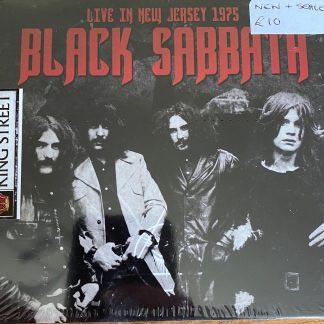 BLACK SABBATH DOUBLE CD