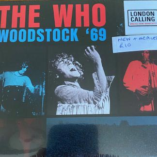 THE WHO CD