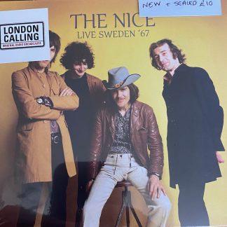 THE NICE CD