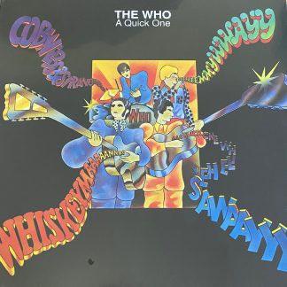 THE WHO VINYL LP