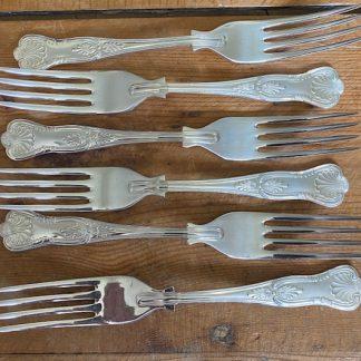 6 Kings pattern forks