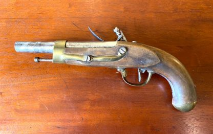 a french pistol