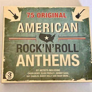 75 anthems cd