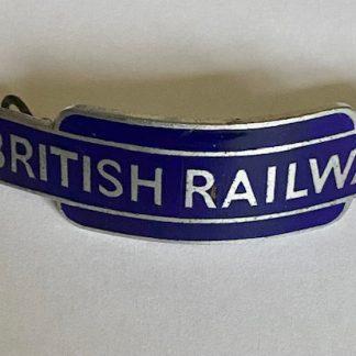 British Railways badge