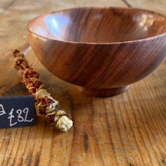 wood bowl