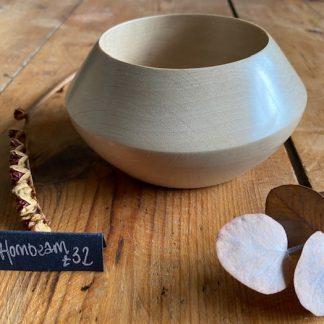 hornbeam bowl